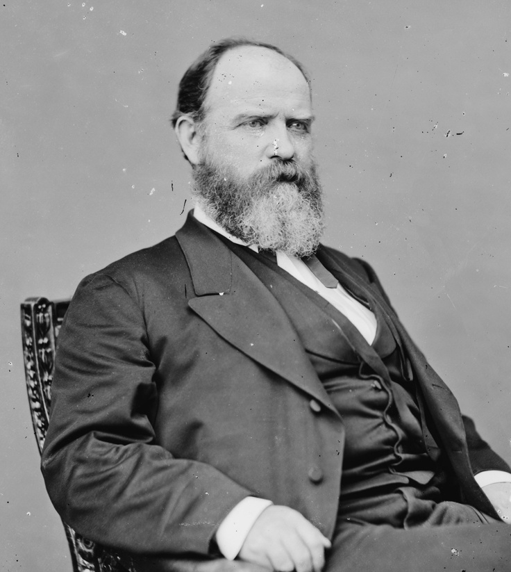 Technology Management Image: 1st Postmaster General (1869-1874
