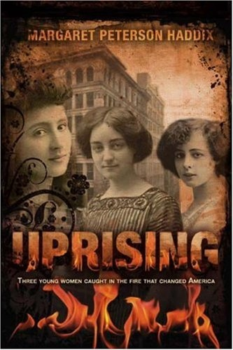 Margaret Peterson Haddix draws on extensive historical research to bring the tragedy of the Triangle Shirtwaist fire to tangible life through her thrilling story of Bella, Yetta, and Jane