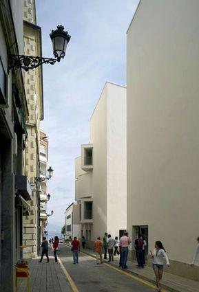 Cultural Centre 'Manzana del Revellín' | Ceuta, Spain Álvaro SIZA VIEIRA