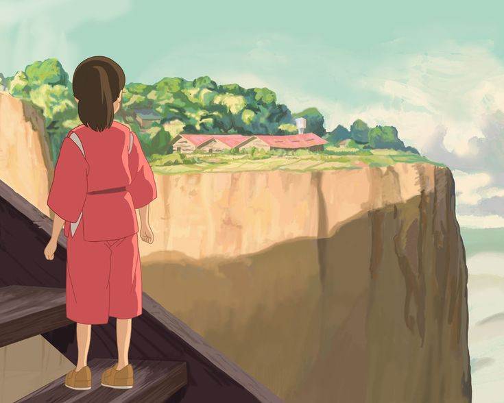 千と千尋の神隠し, Szen to Csihiro no kamikakusi, Chihiro szellemországban 30