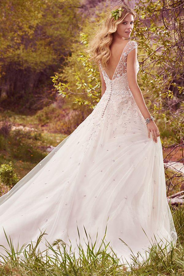 Maggie Sottero - Spring 2017 - Freesia | Strictly Weddings