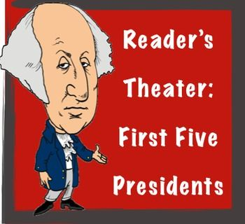 Reader's Theater: The First Five Presidents This reader's theater teaches students important facts about the first five presidents of the US (based on Virginia US History standards).  In this dramatization, the presidents are competing in an American Idol style competition, singing about their lives.