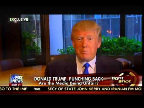 DONALD TRUMP: My Poll Numbers Will Go Higher - People Agree With Me on Border (VIDEO) - The Gateway Pundit