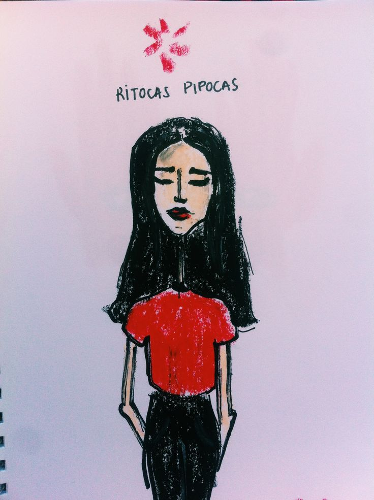"sis, ""ritocas pipocas""  #art #illustration #drawing #draw"