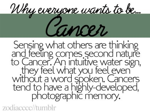 Cancer Zodiac Quotes Images: 1000+ Images About Zodiac On Pinterest