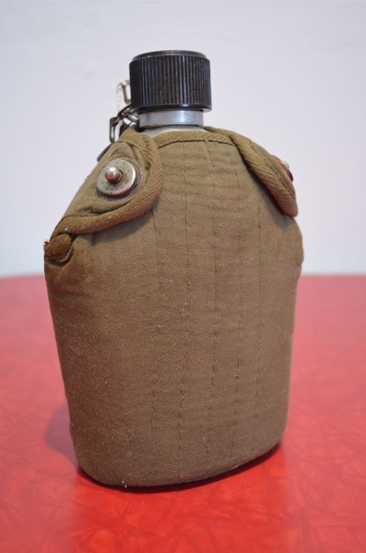 Vintage US Army Canteen http://cnctbay.wix.com/crowe-s-nest