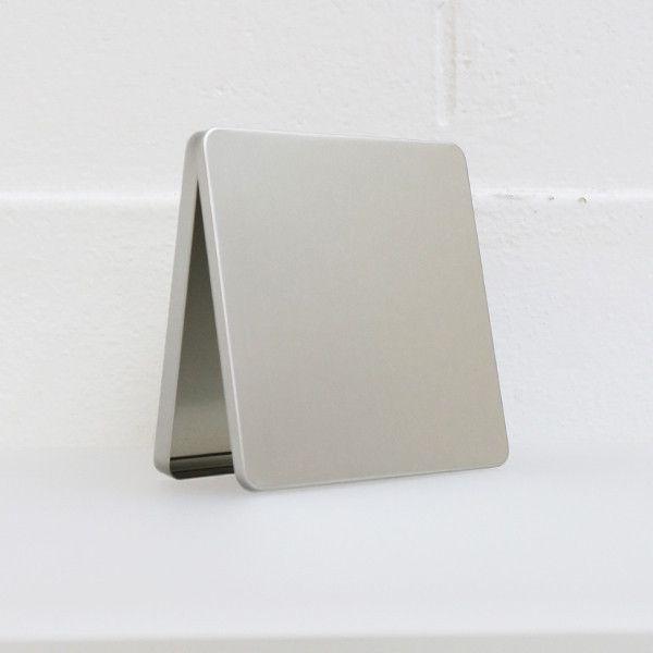 Tin Box, Flat Square