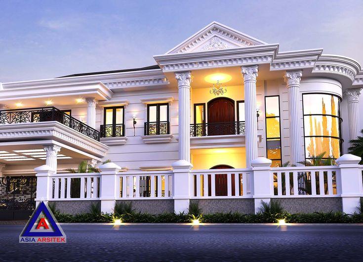 23 Ide Berbagai Rumah Klasik Mewah Kemewahan Klasik Rumah