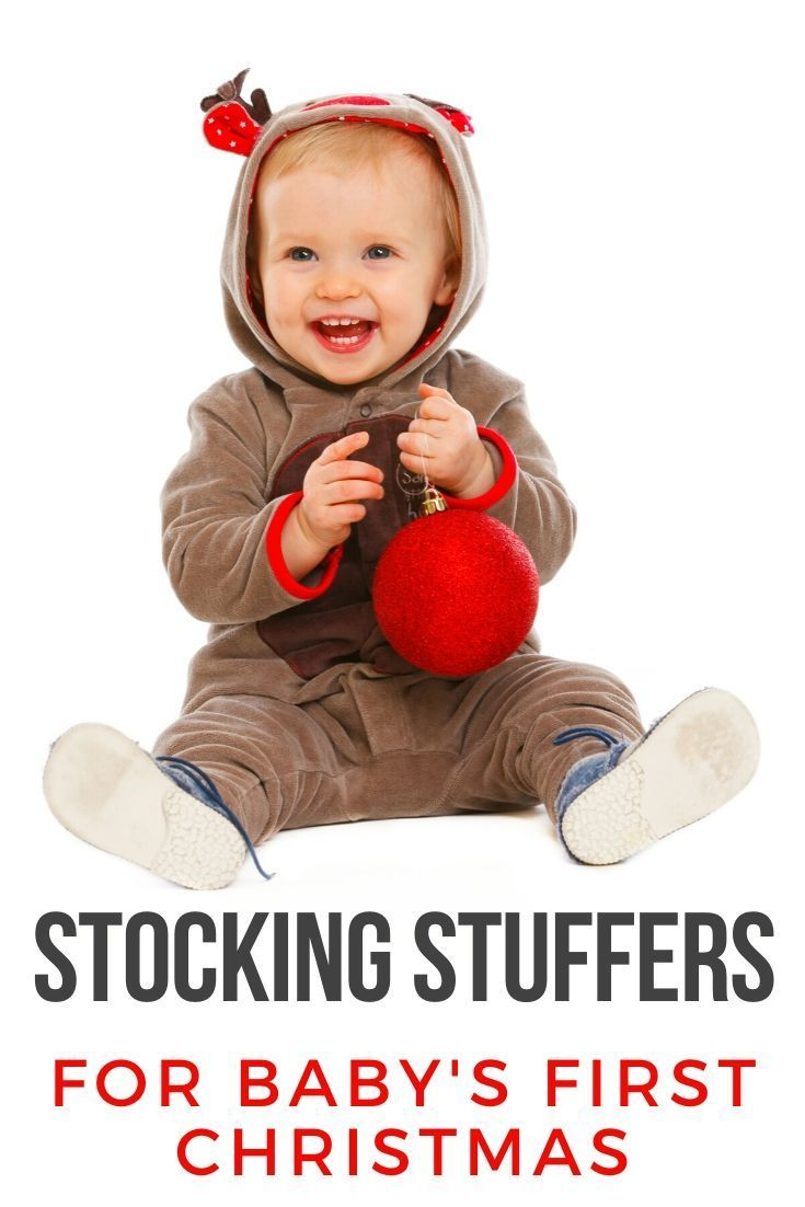 30 perfect stocking stuffer ideas for babies stocking