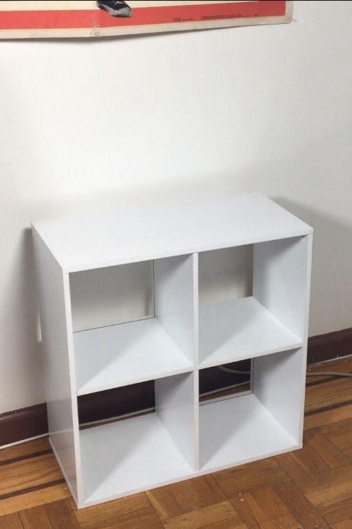 Book Shelf Turned Bar Cart