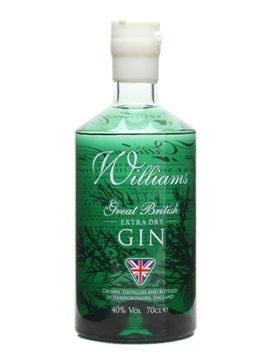 Williams Great British Extra Dry Gin