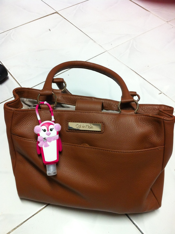 Calvin Klein lug luggage handbag