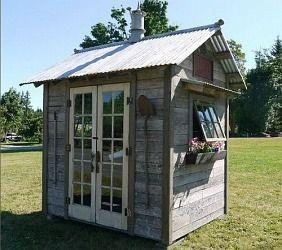 win a garden shed made by bob bowling