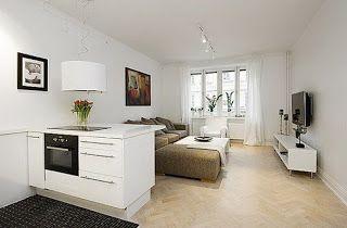Inspirace pro vaše bydlení: Inspirace pro malé byty