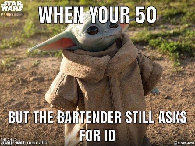 Yeet Babyyoda Yoda Funny Yoda Meme Star Wars Humor