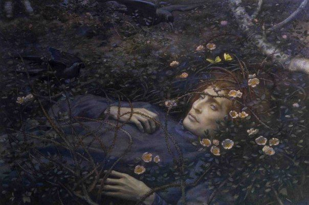 Edward Robert Hughes RWS (5 November 1851 – 23 April 1914)