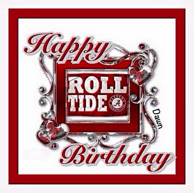 63 best Bama birthdays images on Pinterest Happy birthday