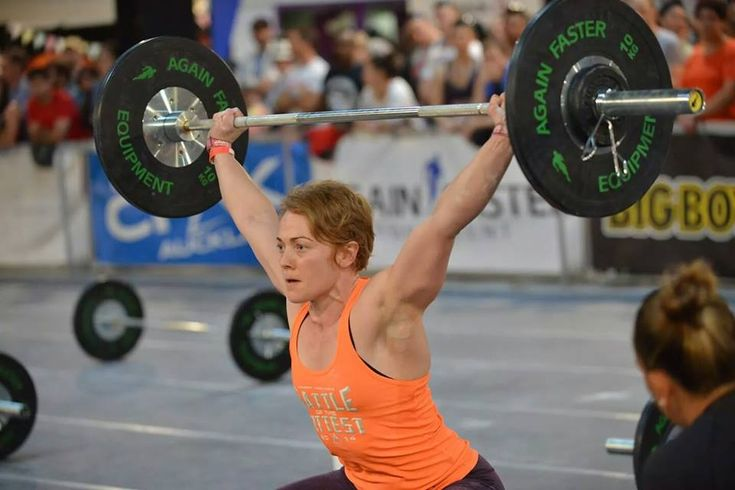 One of the Australia Region's most successful CrossFit athletes has been forced to watch the 2015 Games season from the sidelines. About eight wee