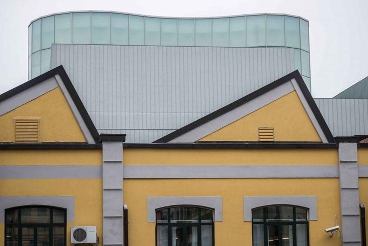 Museo delle Culture a Milano. #Mudec   http://milanoarte.net/it/visite-guidate-a-milano