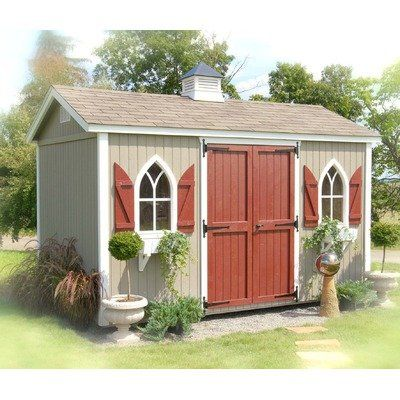 Buy New 2 823 99 Workshop With Cupola Gothic Windows