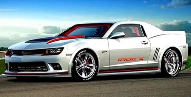Concept Camaro Iroc-Z. Check out Facebook and Instagram: @metalroadstudio Very Cool!