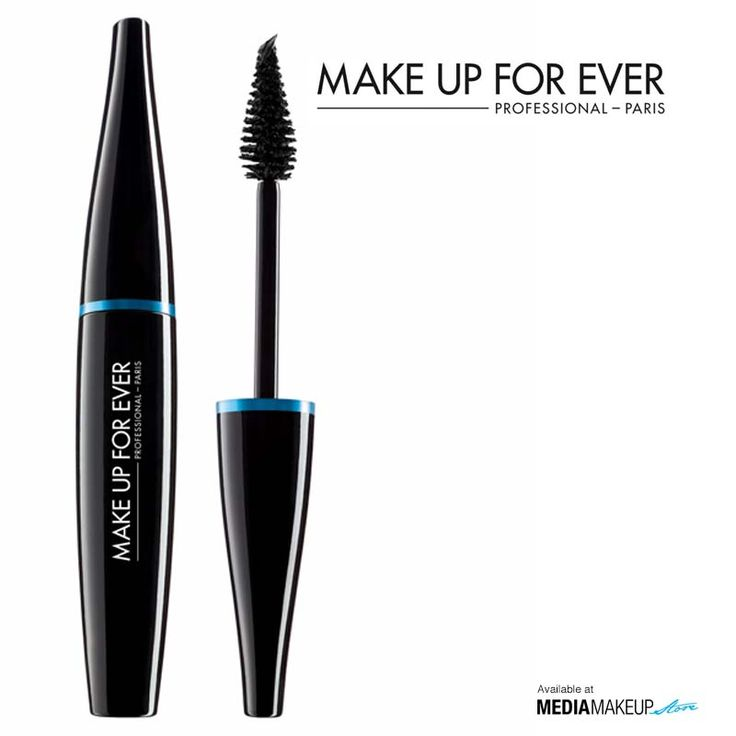 Aqua Smoky Extravagant intensifies eyes with dramatic impact that attracts attention from afar and shows precise and defined lashes up close. This waterproof mascara provides instantaneous results with a long lasting hold. It's ergo-conic brush allows for ultra-precise, intuitive application. www.mediamakeupstore.com #MediaMakeupAU #MAKEUPFOREVER