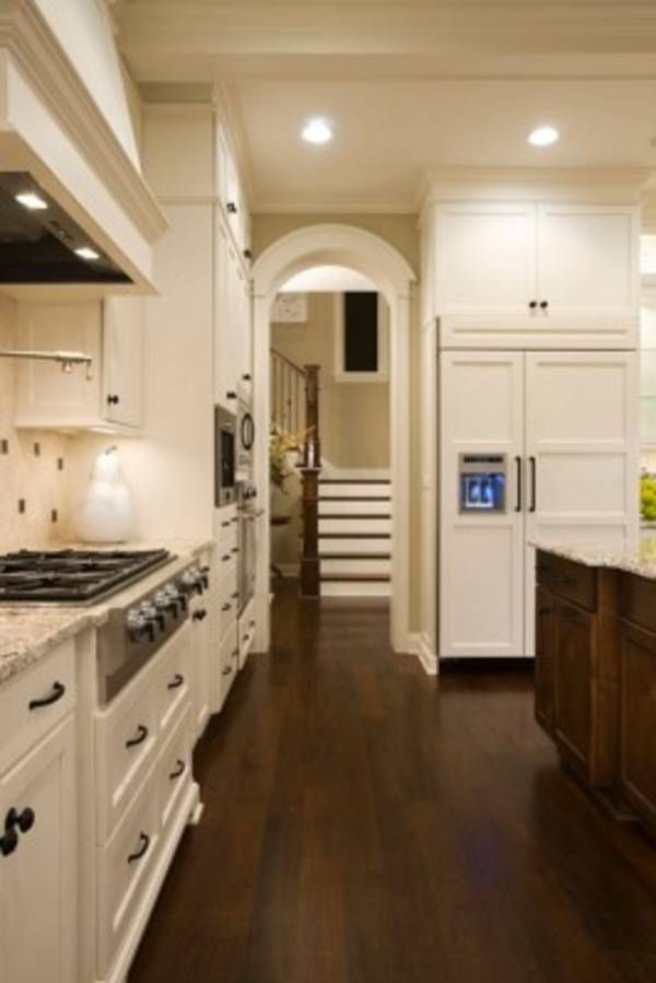 Tradional Style Kitchen Designs-08-1 Kindesign