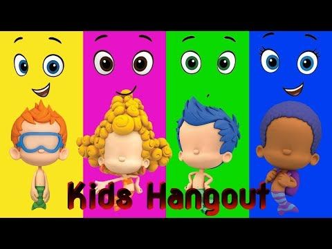 Wrong Heads For Kids Wrong Faces Bubble Guppies Full Episodes #2 Finger Family Song Nursery Rhymes - YouTube