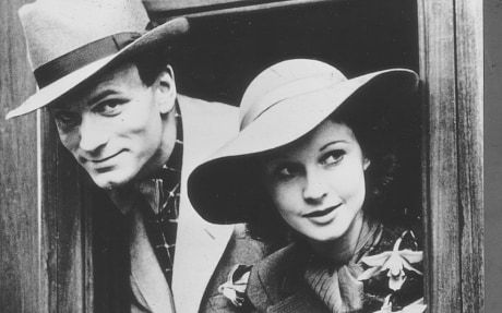 Suzanne Farrington, Vivien Leigh's daughter - obituary - Telegraph