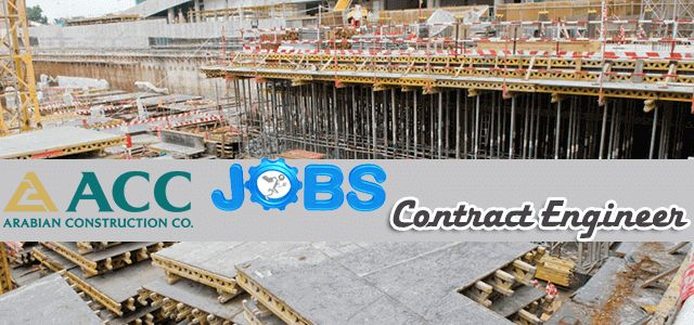 Contract Engineer Jobs in Arabian Construction Company in UAE Visit jobsingcc.com for more info @ http://jobsingcc.com/contract-engineer-jobs-arabian-construction-company/