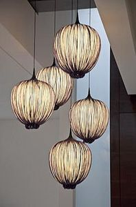 Design pendant lamp (silk), MORNING GLORY: DIPPA http://www.archiexpo.com/prod/aqua-creations/design-pendant-lamps-silk-50610-311171.html