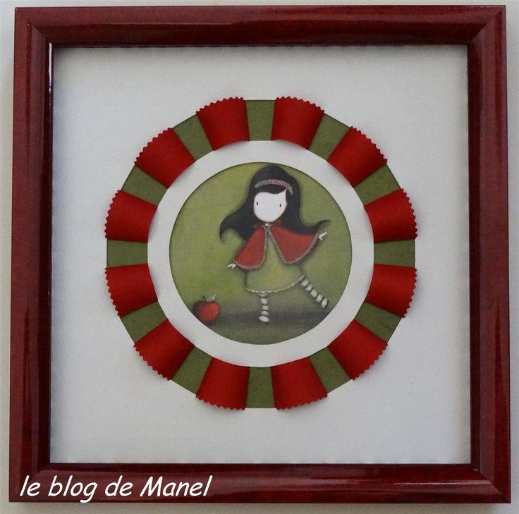 Carole D. / élève de Manel / mini accolades en corolle tech de Manel publiée dans PC7