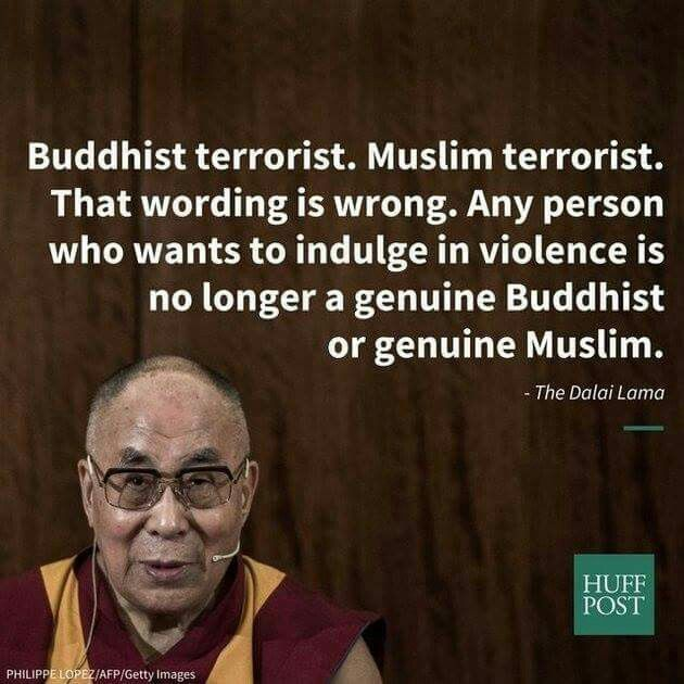 Terrorist reality check