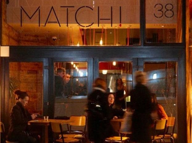 Match Bar London Bar - near oxford circus