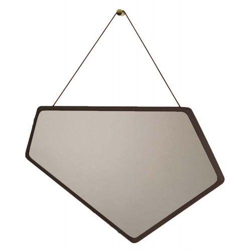 Ego specchio con cornice in legno - Design by Us | trend-HOUSE