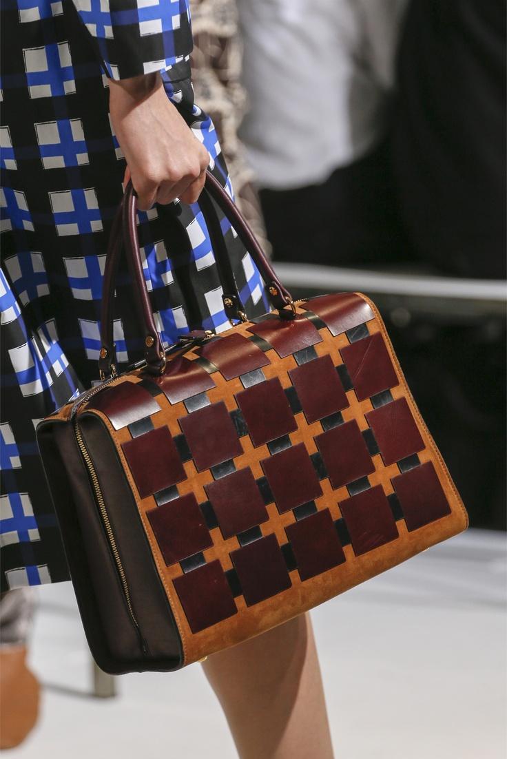 Marni:: vintage doctor bag