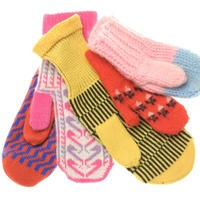 Mitten Mayhem games - kids christmas party I'm going to do this with socks, new use for mismatched socks too :)