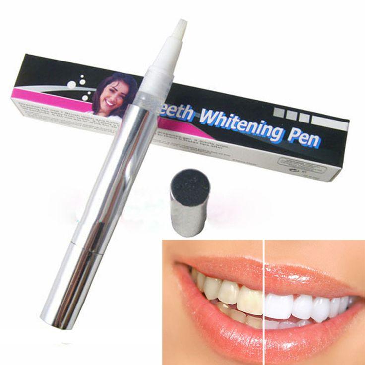 Hot Bleach Stain blanc blanchiment des dents Pen Tooth Gel blanchisseur dentaire produit bandes crayon blanchissant Remover dentiste soins dentaires