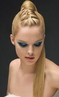peinados y tendencias de moda elegantes trenzas