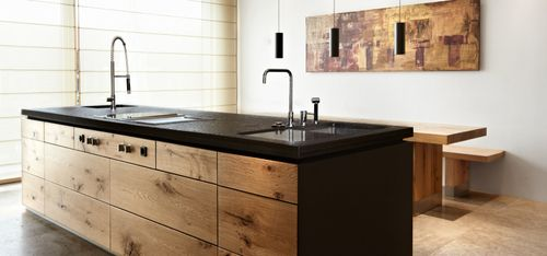 1000 images about k che essen on pinterest the natural taps and luxury kitchens. Black Bedroom Furniture Sets. Home Design Ideas