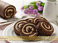 Girelle al cioccolato, ricetta | Ho Voglia di Dolce
