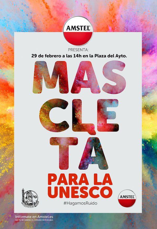 Mascletà el 29 de febrero para la UNESCO - http://www.valenciablog.com/mascleta-el-29-de-febrero-para-la-unesco/