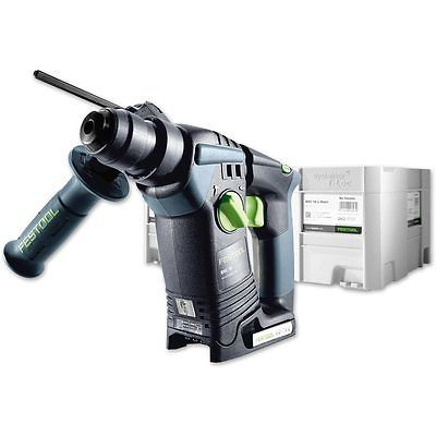 #Festool bhc 18 li cordless sds+ #hammer #drill 18v (body only),  View more on the LINK: http://www.zeppy.io/product/gb/2/351783167143/