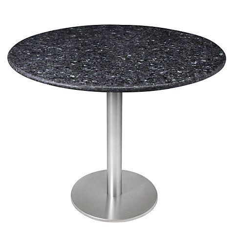 Buy HND Ingrid 2 Seater Granite Dining Table Online at johnlewis.com