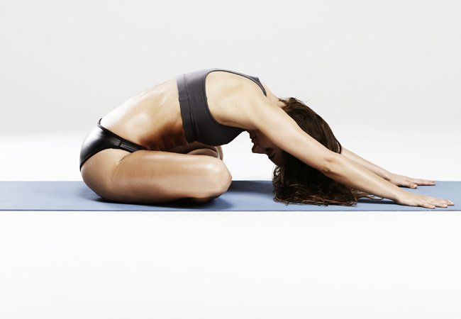6 yoga exercises for back pain & discomfort - Women's Health & Fitness