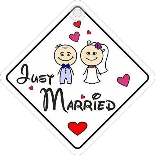 17 best ideas about just married sign on pinterest just for Just married dekoration