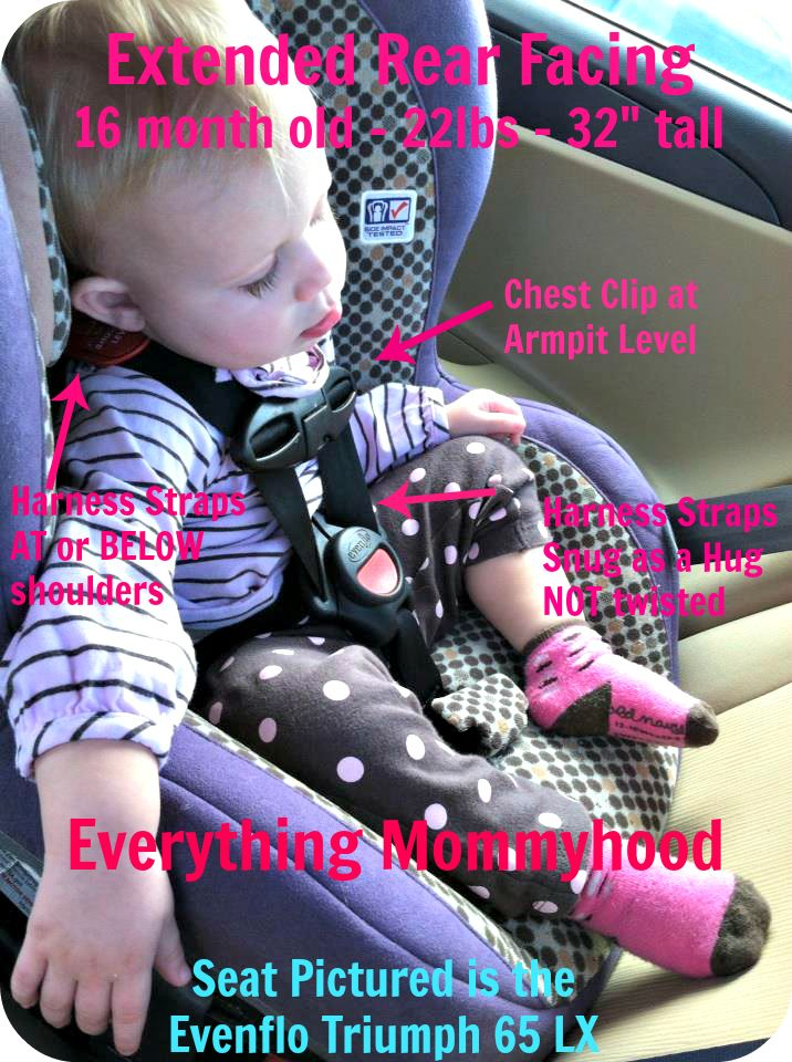 car seat safety i see the loose straps low chest clips after