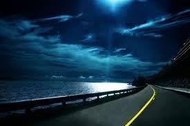 paisajes hermosos de amor de noche - Buscar con Google