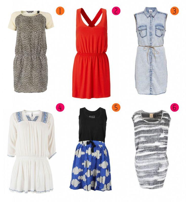 Een #zomerjurkje kan niet ontbreken in je kledingkast! Daarom hebben wij een aantal #zomerse #jurkjes voor je geshopt. #zomer #fashion #kleding #clothes #inspiratie #inspiration