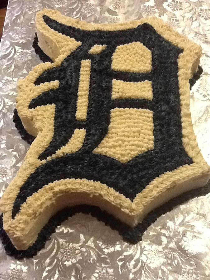 Detroit Cake